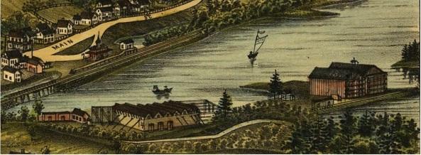 ice houses - 1888