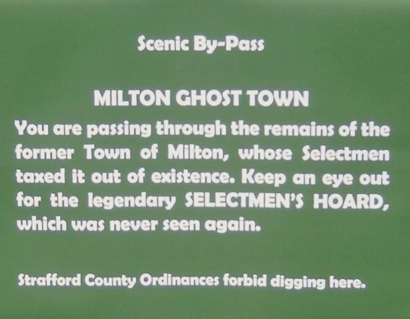 Selectmen's Hoard