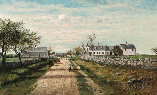 lw nute farm - 1880