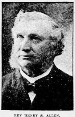 Allen, Henry E.