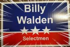 Walden, Billy
