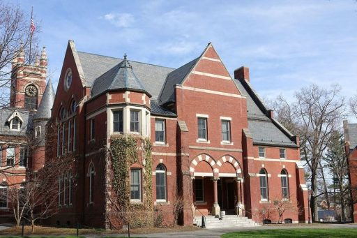 Smith College - College Hall