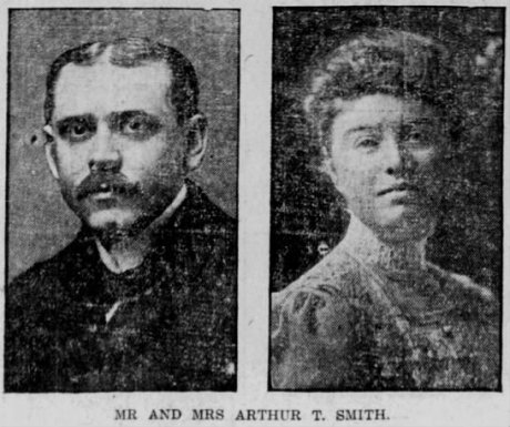 Smith, Mr and Mrs AT