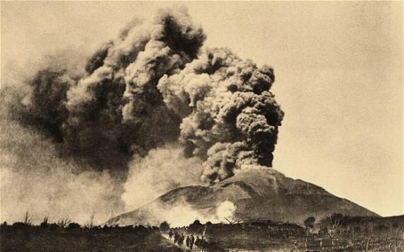 Vesuvius - 1906