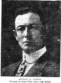 Wiggin, Arthur D