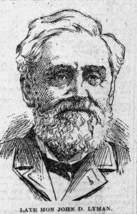 Lyman, John D