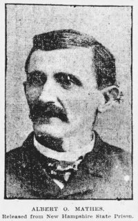 Mathes, Albert O