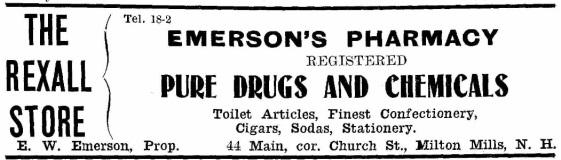 Emerson, EW - 1912