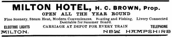 Hotel Milton - 1909
