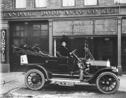 Buick Model 17 - 1910