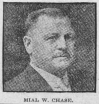 Chase, Mial W - BG220905