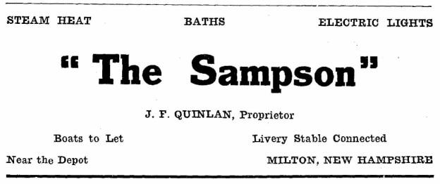 Sampson - 1912