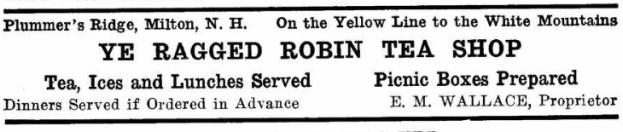Ragged Robin - 1917