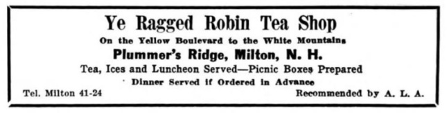 Ragged Robin - 1920 - ALA