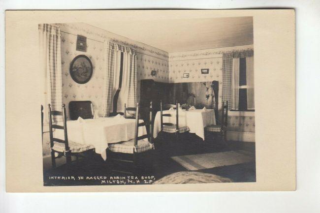 Ragged Robin - 1922 - 2 - Postcard