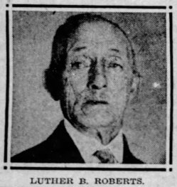 Roberts, Luther B - BG250409