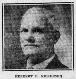 Nickerson, Herbert P - BG340424