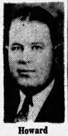 Howard, Austin L -1961