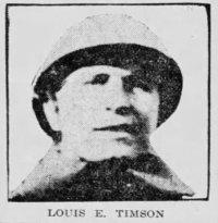 Timson, Louis E - BG180329