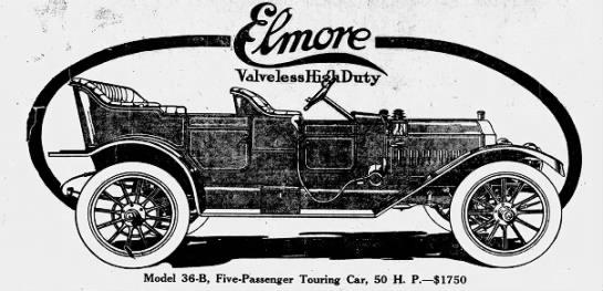 Elmore 36-B - BG110528