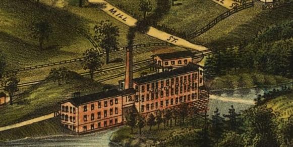 Milton Mfg Co - 1888