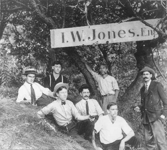 Jones, IW, c1905
