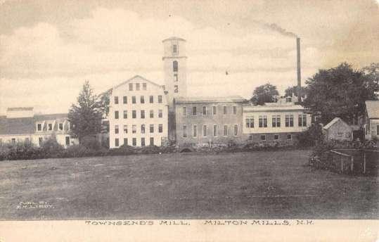 Townsend Mill