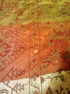 Victorian Table Cloth-Piano Cover