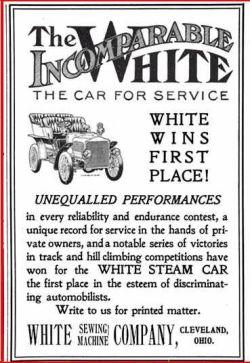 White Auto - 1905
