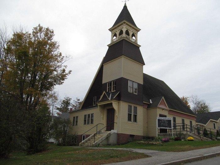 Community Church of Milton - Doug Kerr