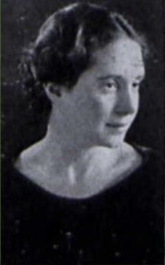 Sayward, Louise F - Keene State College, 1934