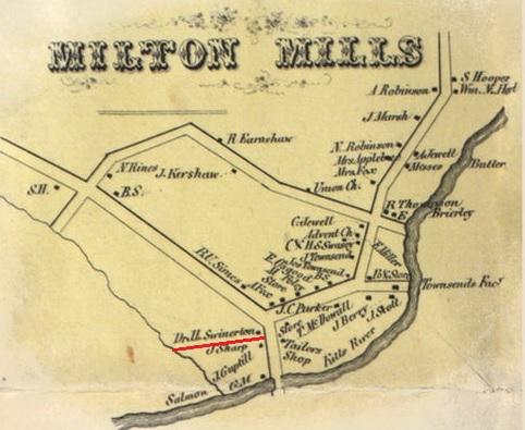 Swinerton, Dr JL - 1851