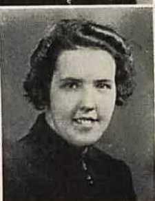 Witham, Rose A - Farmington Normal - 1938
