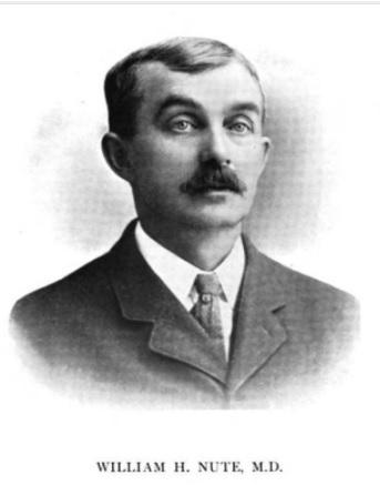 Nute, William H, MD