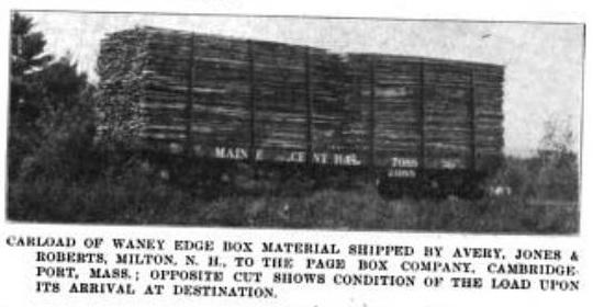 AJR Box Material
