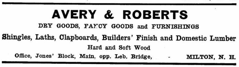 Avery-Roberts - 1917