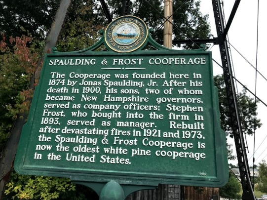 Spaulding-Frost Cooperage