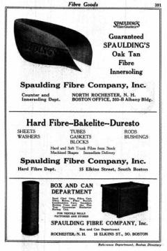Spaulding Ad - BD1926