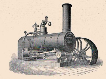 Swamscott Machine Boiler