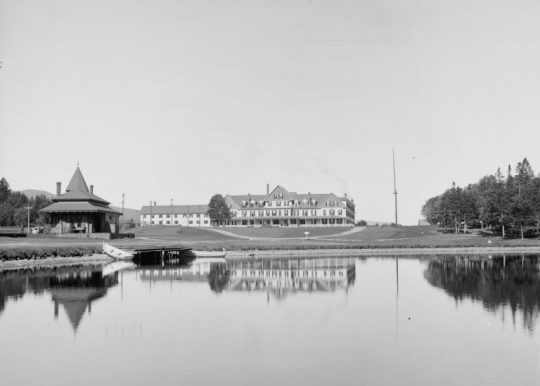 Crawford House - 1910